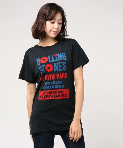 【超新作】 THE ROLLING STONES/IN HYDE STONES/IN PARK ROLLING ビッグTシャツ(Tシャツ/カットソー) HYDE|HYSTERIC GLAMOUR(ヒステリックグラマー)のファッション通販, 京丹後市:c6e629fa --- blog.buypower.ng