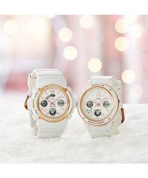 【クリスマス限定ペアモデル】G-SHOCK × BABY-G / G PRESENTS LOVER'S COLLECTION(Gプレゼンツラバーズコレクション) / LOV-18A-7AJR(腕時計)