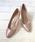 LibertyDoll(リバティードール)の「ポインテッドトゥ8cmピンヒール走れる美脚パンプス(パンプス)」|ピンクゴールド