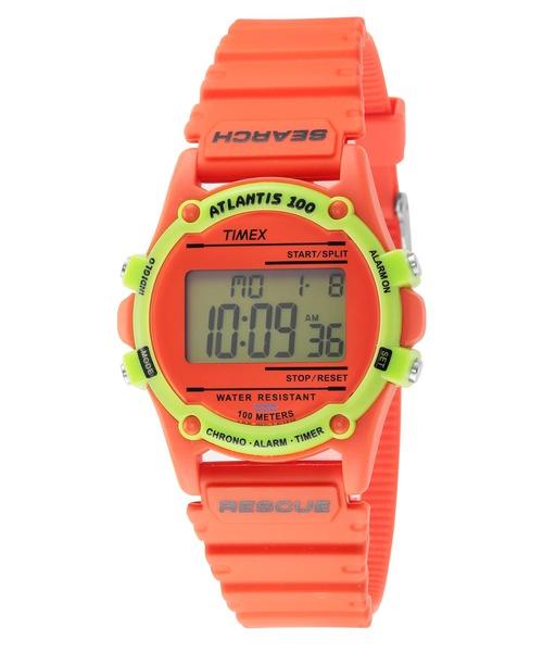 TIMEX Atlantis INDIGLO タイメックス アトランティス インディグロ 腕時計