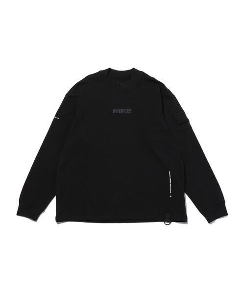 <NIKE> MOCK L/S TEE/Tシャツ