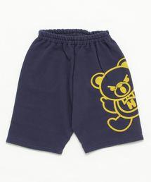 HYS BEAR pt ショートスウェットパンツ【L】