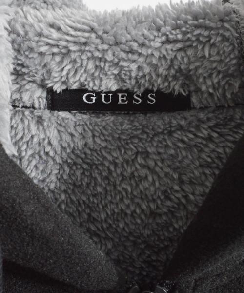GUESS/ゲス  L/SLV HOODIES