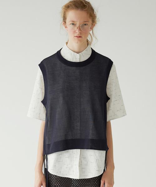 【おトク】 PEIEN / ペイエン コットンシャツ P19SS00203, イズシチョウ 60d12e43