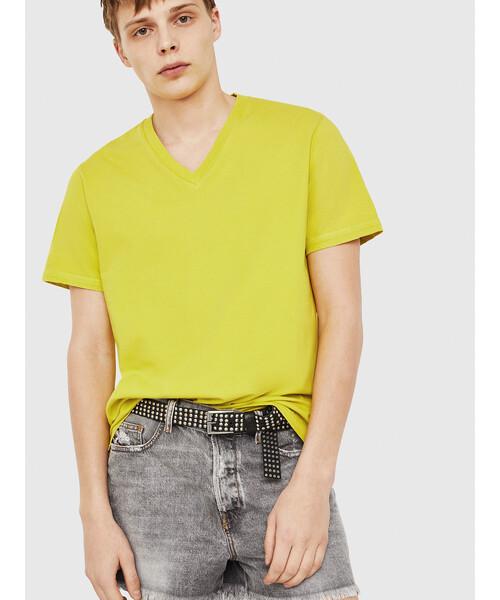 メンズ Tシャツ ビンテージ加工Tシャツ