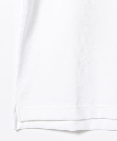 BEAMS GOLF ORANGE LABEL / トリコロール クレリック ポロシャツ