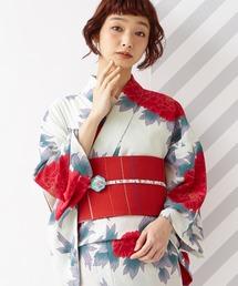 ふりふ(フリフ)の浴衣「乙姫牡丹」(着物/浴衣)