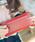 MURA(ムラ)の「L字ファスナー  スキミング防止機能付き 本革 長財布(財布)」 レッド