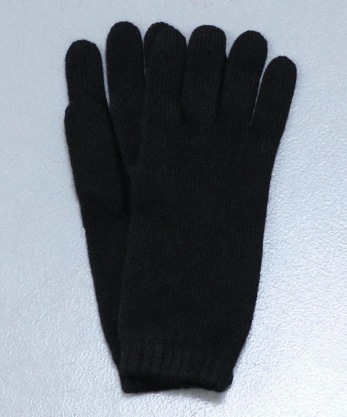 <JOHNSTONS>CASHMERE SHORT GLOVE/グローブ