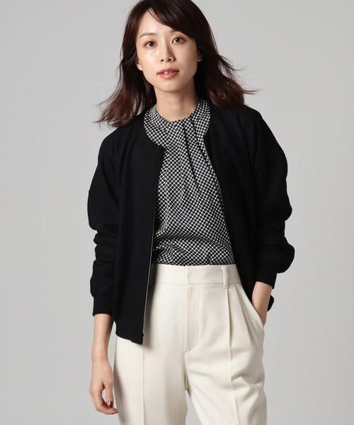 お買い得モデル ノーカラーヘリンボンブルゾン(ブルゾン) UNTITLED(アンタイトル)のファッション通販, GOOD TIME:0f466181 --- ulasuga-guggen.de