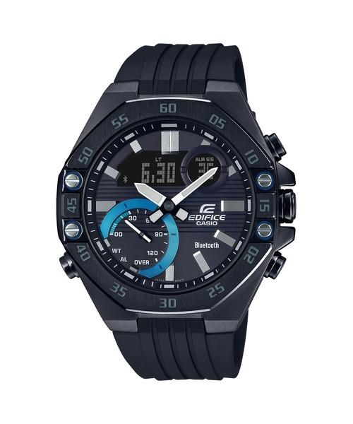 競売 スマートフォンリンクモデル// ECB-10YPB-1AJF// ECB-10YPB-1AJF エディフィス(腕時計)|EDIFICE(CASIO)(エディフィス)のファッション通販, フォレストア:a9cade71 --- wiratourjogja.com