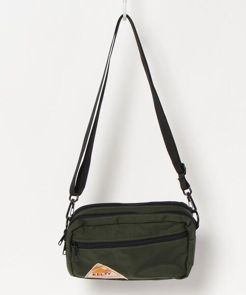 ケルティ レクタングル·ジップ·ショルダー Olive (2592155) トレッキング バッグ KELTY