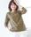 Pierrot(ピエロ)の「綿100%長袖ボーダーカットソー 選べるボーダー・パネル・無地(Tシャツ/カットソー)」 詳細画像