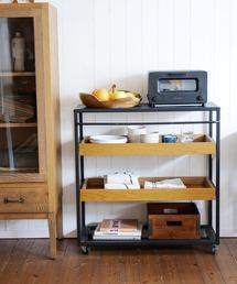 journal standard Furniture (ジャーナルスタンダードファニチャー)のSENS WAGON RACK ^(家具)