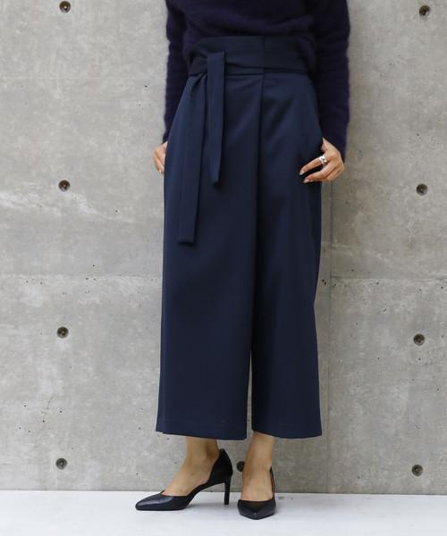 【レビューで送料無料】 ハイウエスト巻き風パンツ(パンツ)|Liesse(リエス)のファッション通販, こんにゃくラーメン本舗:719c3844 --- steuergraefe.de