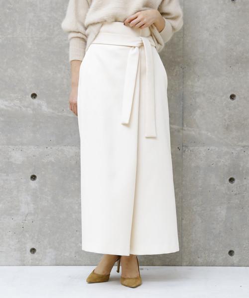 【国内即発送】 ハイウエスト巻き風パンツ(パンツ)|Liesse(リエス)のファッション通販, 書画肆しみづ:b30deed1 --- steuergraefe.de