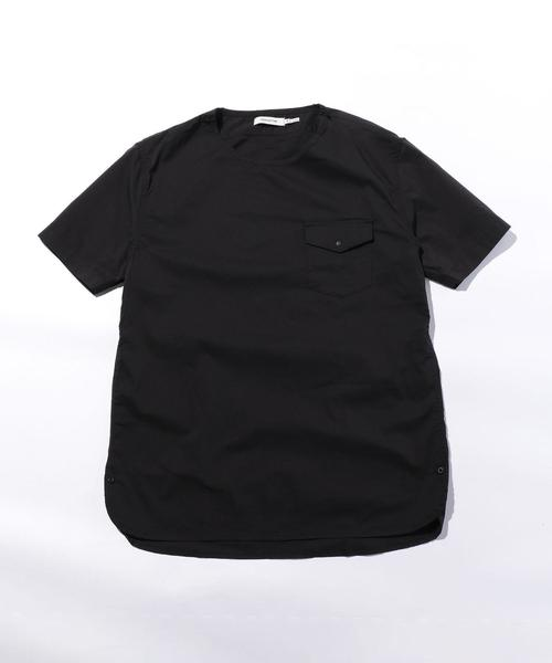 <nonnative(ノンネイティブ)>  COACH P/OV SSL/Tシャツ □□