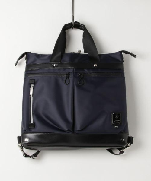 【glosso/ グロッソ】3WAYヘルメットバッグ