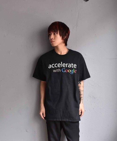 【ヴィンテージ古着】Google/グーグル ロゴTシャツ