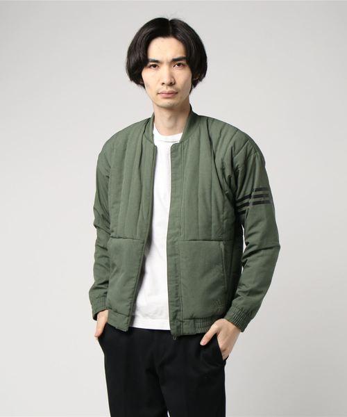 アディダス M SPORTS ID ライトパデット ボンバージャケット