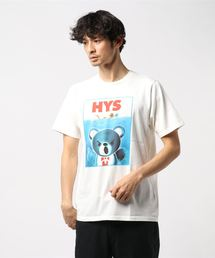 DEEP IN BEAR pt Tシャツ