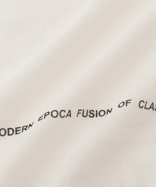 EPOCA(エポカ)の「レタリングプリントストール(ストール/ショール)」|詳細画像