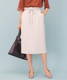 COLLAGE GALLARDAGALANTE(コラージュ ガリャルダガランテ)のドロストスカート(スカート)