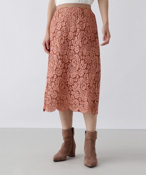 【正規通販】 フラワーコードレーススカート(スカート)|H/standard(アッシュ・スタンダード)のファッション通販, DailyBijou:9a79a5cd --- svarogday.com
