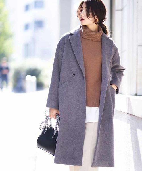 日本製 オーバーシルエットビーバーチェスター(チェスターコート)|a.v.v(アーヴェヴェ)のファッション通販, BUNSEIDOスポーツ:8e8a4cfe --- 5613dcaibao.eu.org