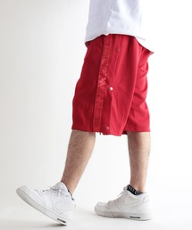 【STAPLE】ブランドロゴサイドライン ハーフパンツ(パンツ)