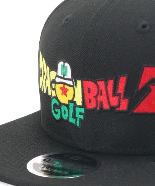 NEW ERA(ニューエラ)の「ニューエラ ゴルフ キャップ ドラゴンボールZ(キャップ)」|詳細画像