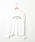 coen(コーエン)の「インレイロゴプリントパーカー(パーカー)」|ホワイト