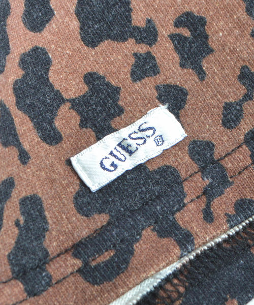Guess Green Label/ゲスグリーンレーベル Guess USA Leopard