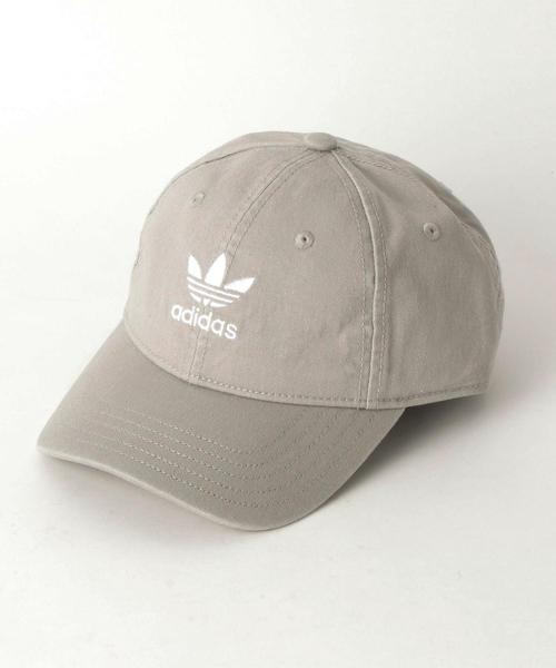 <adidas Originals(アディダス)>ロゴキャップ