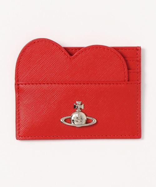 【予約受付中】 51120006/40187 PIMLICO HEART Vivienne CARD CARD HPLDER(カードケース)|Vivienne Westwood(ヴィヴィアンウエストウッド)のファッション通販, 肉の卸専門店ZAP:d25eff4e --- kredo24.ru