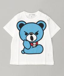 HELLO BEAR pt Tシャツ【XS/S/M】ホワイト