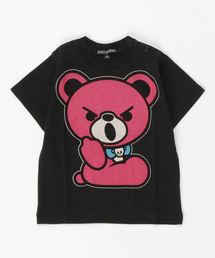 HELLO BEAR pt Tシャツ【XS/S/M】ブラック