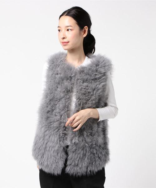 【即納!最大半額!】 SUGAR ウィメン,ROYAL ROSE FLASH,ロイヤル/シュガーローズ FLASH/カシミアファーベスト(ベスト)|SUGAR ROSE(シュガーローズ)のファッション通販, 四季の宝箱:ce85a664 --- blog.buypower.ng