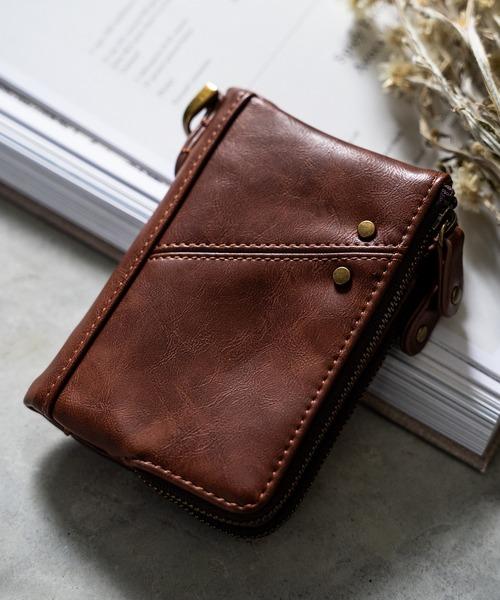 ■新色ブラック追加■【Control/コントロール】crass 折財布