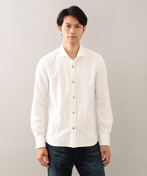 【楽天カード分割】 【セール】アラベスクJQワッシャーホリゾンタルカラーシャツ(シャツ THE/ブラウス) SHOP,エポカ ザ|EPOCA UOMO(エポカウォモ)のファッション通販, 大注目:4c58c59a --- pyme.pe