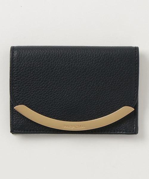 買取り実績  LIZZIE リジー HOLDER BUSINESS CARD HOLDER ビジネスカードホルダー(カードケース) BY|SEE BY BY CHLOE(シーバイクロエ)のファッション通販, ミナトク:038f8b94 --- ulasuga-guggen.de