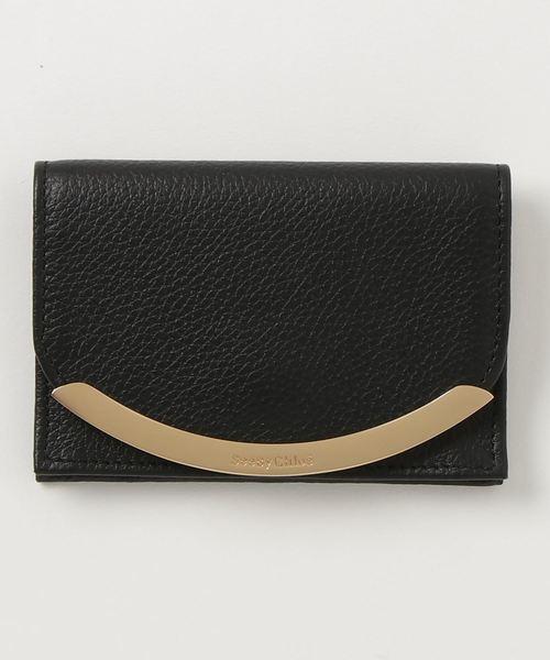 【本日特価】 LIZZIE リジー BUSINESS CARD SEE HOLDER ビジネスカードホルダー(カードケース) BY BY|SEE BY CHLOE(シーバイクロエ)のファッション通販, MODEL(インテリア雑貨):f0d07ead --- ulasuga-guggen.de