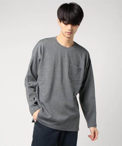insect chrom/インセクトクローム/BIG T-シャツ(8分袖)