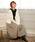 mysty woman(ミスティウーマン)の「変形透かし編みVネックカーディガン(カーディガン/ボレロ)」 詳細画像