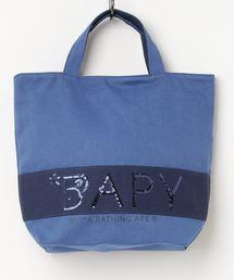 BAPY BG BAGS W(トートバッグ)
