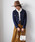 &. NOSTALGIA(アンドドットノスタルジア)の「バックリボンデニムジャケット(デニムジャケット)」|詳細画像