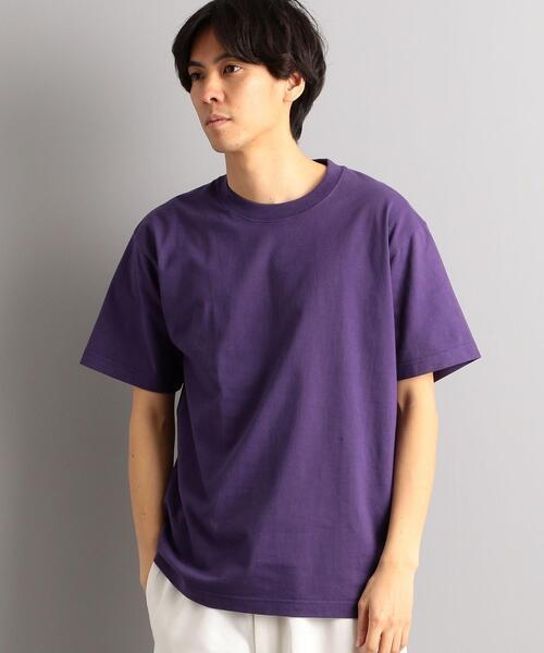 別注 [ ヘインズ ] SC★★ Hanes BEEFY GLR Tシャツ