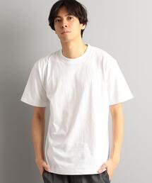 別注【WEB限定】 [ヘインズ] SC★★Hanes BEEFY GLR Tシャツ