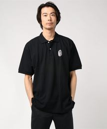A BATHING APE(アベイシングエイプ)のRELAXED SWAROVSKI POLO M(ポロシャツ)