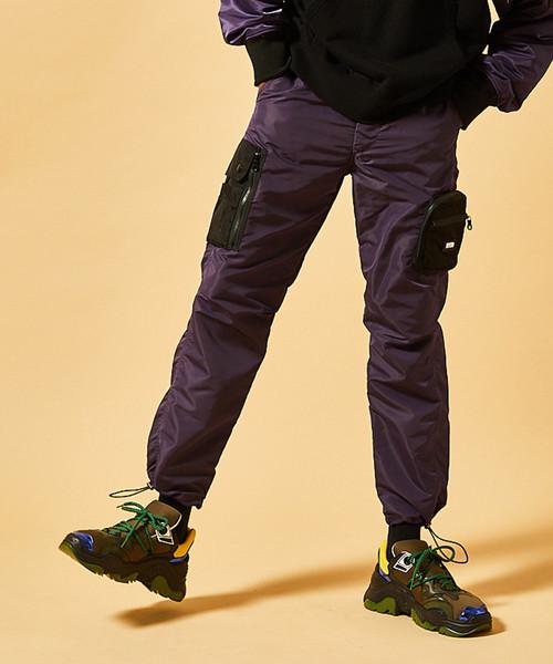 【激安大特価!】 【セール nylon】【MYne】Reflector nylon pants(パンツ)|MYne(マイン)のファッション通販, オミガワマチ:1ee221a1 --- pyme.pe